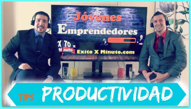 Aumentando la productividad – Jóvenes Emprendedores
