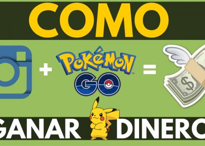Cómo Hacer Dinero Con Pokémon GO Usando Instagram