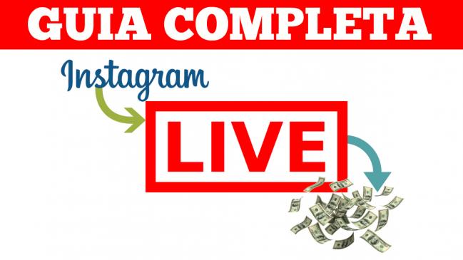 Como Ganar Dinero con Directos en Instagram