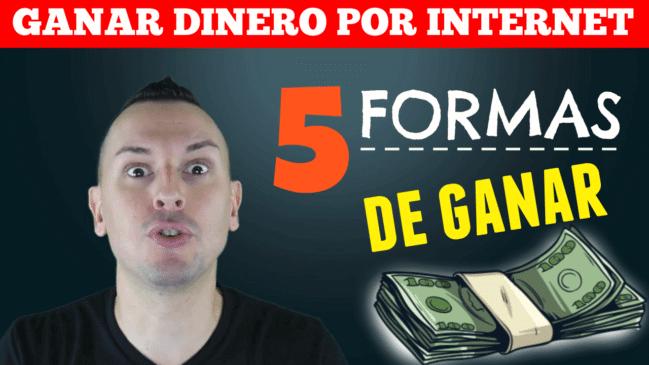 GANAR DINERO POR INTERNET 5 Consejos prácticos para monetizar un negocio online