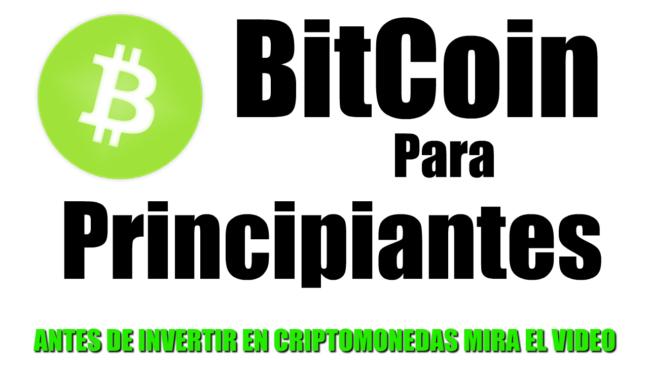 ¿Nuevo al tema de las criptomonedas LEE ESTE VIDEO SOBRE BITCOIN Y LAS CRIPTOMONEDAS