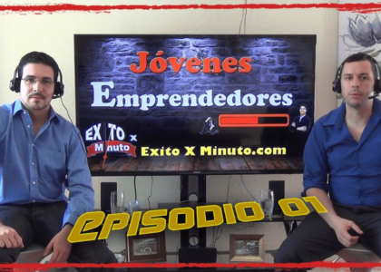 Jovenes Emprendedores Episodio 01