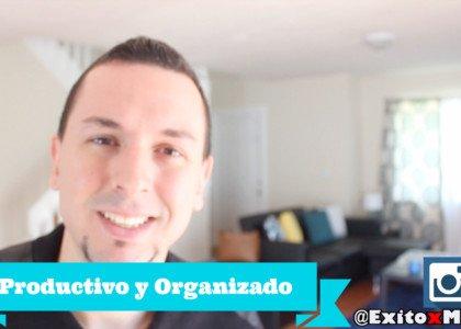 Como ser Más Productivo y Organizado - Súper Efectividad