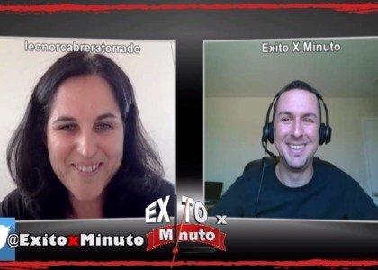 Entrevista a Leonor Cabrera del proyecto Viventi – Éxito x Minuto