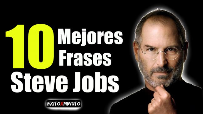 10 mejores frases de steve jobs