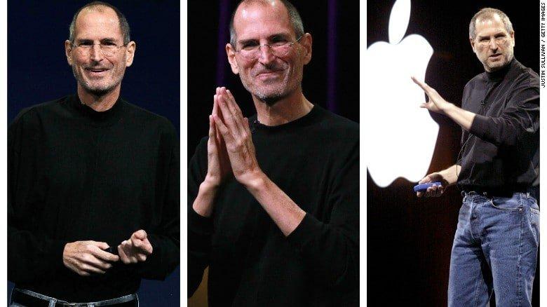 Algo que tengo en común con el emprendedor Steve Jobs