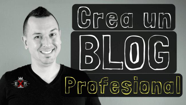Como Crear un Blog en Menos de 5 Minutos