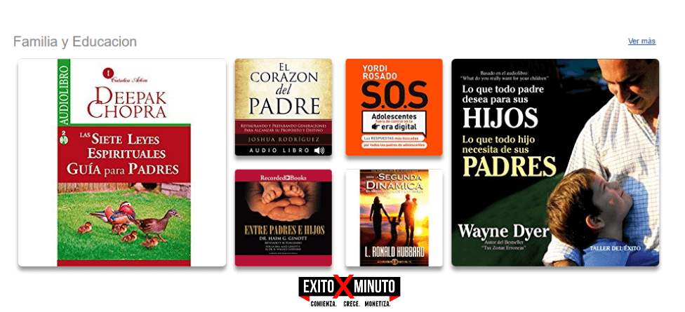 libros de audible gratis