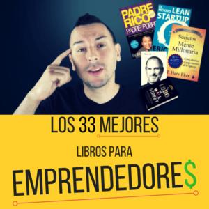 libros de emprendedores