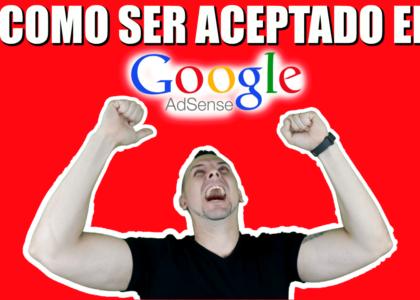 Como ser aceptado por Google Adsense