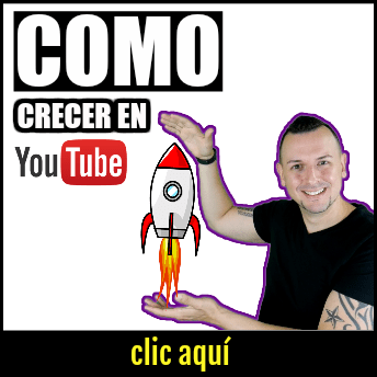 como crecer en youtube