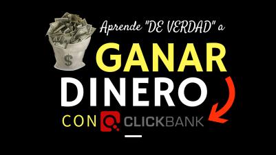 como ganar dinero clickbank 2017
